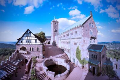Thüringen, Wartburg bei Eisenach