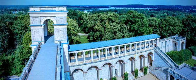 Brandenburg, Schloss Belvedere